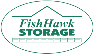 FishHawk Storage Logo