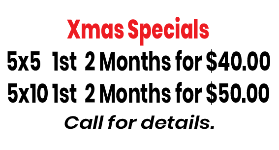 Xmas Specials